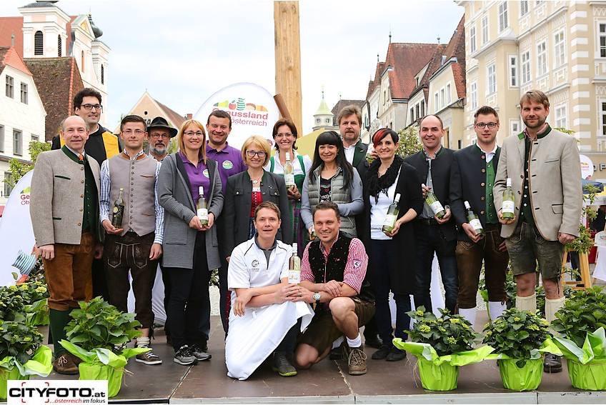Most & Brot: Genuss- und Landesmostfest 2019