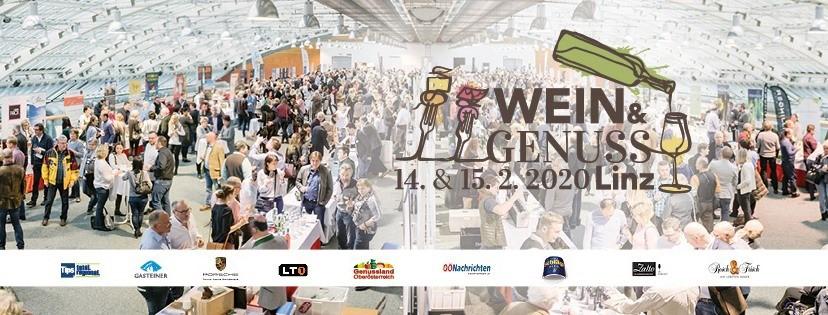 WEIN & GENUSS mit den Mosttraun4tlern am 14.-15.Feb. im Designcenter in Linz